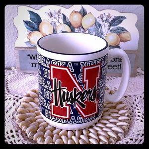 PFALTZGRAFF Nebraska Huskers Mug